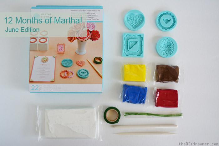 Martha Stewart Heirloom Starter Kit