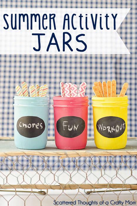 Activity Jars
