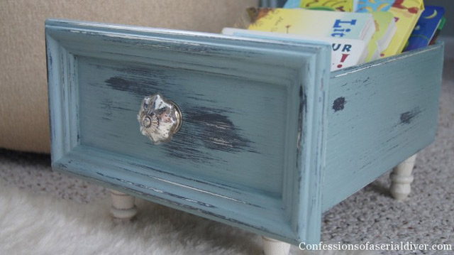 Fun Drawer Upcycle Tutorial