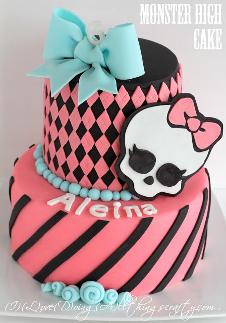 Cake Design Monster High : Unique Creations Features - From Dream To Reality #73