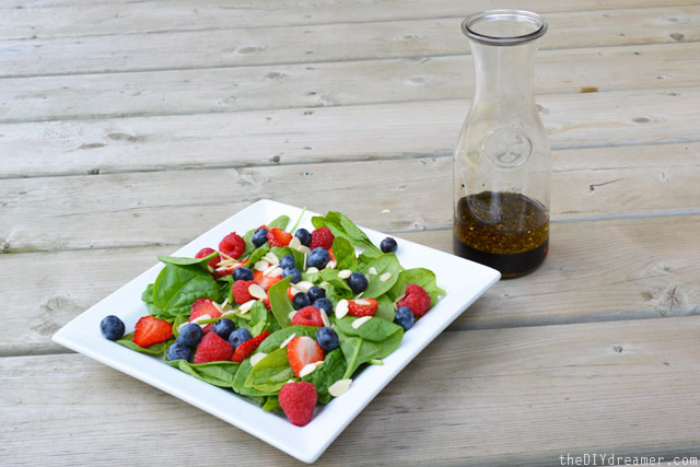 Spinach-Salad-Dressing