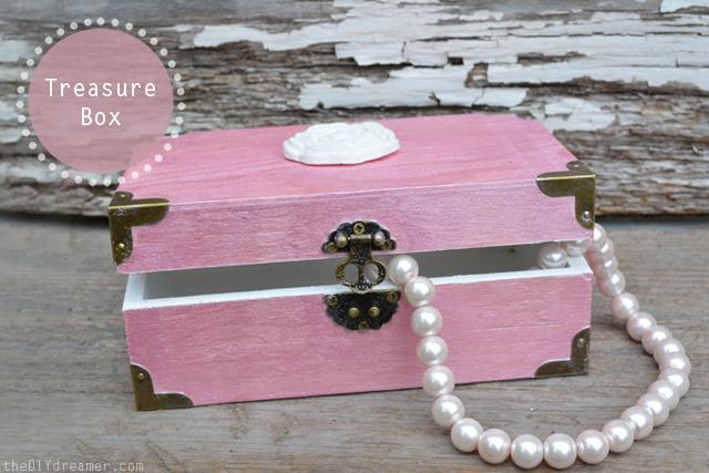 Custom Treasure Box