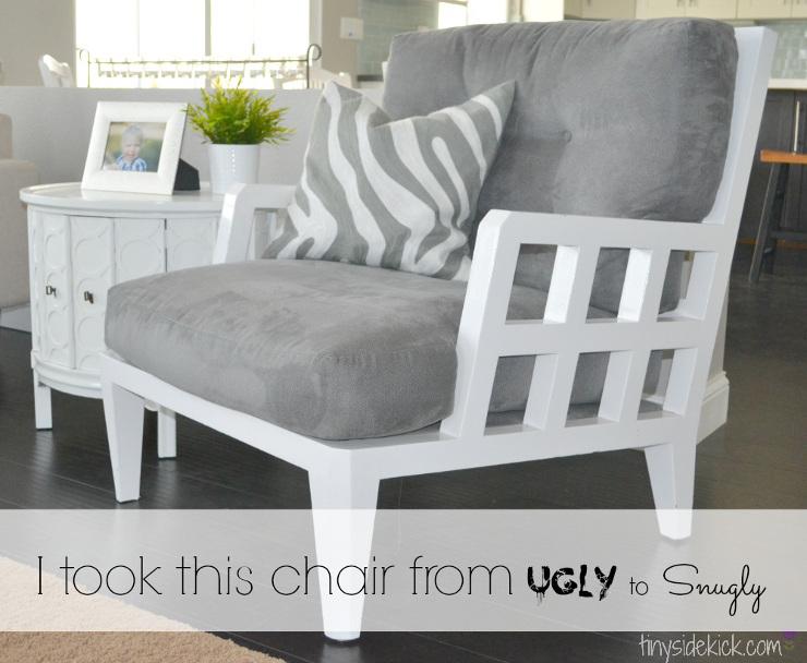 Vintage Furniture Upcycle