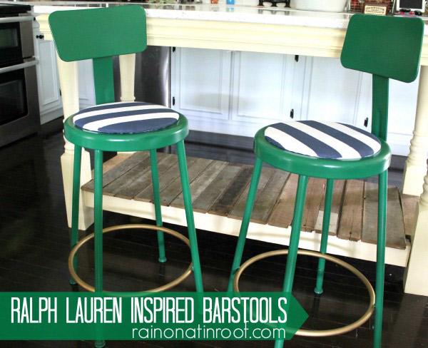 Ralph Lauren Barstools