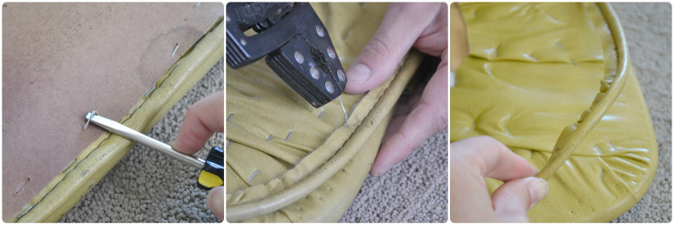 How to prepare furniture for reupholstery