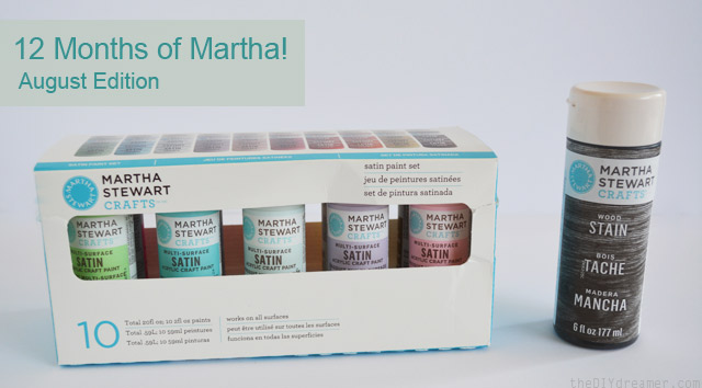 Martha Stewart Crafts Is A Unique Decorative Arts Paint That Is Formulated  To Work On All Crafting Surfaces, Indoors And Out, And Is Even  Dishwasher Safe.