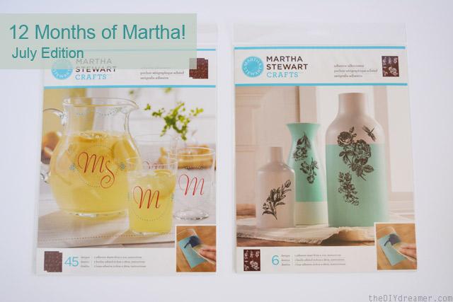 Martha Stewart Crafts Silkscreens
