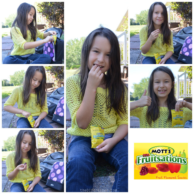 Mott's Fruitsations + Veggie fruit snacks