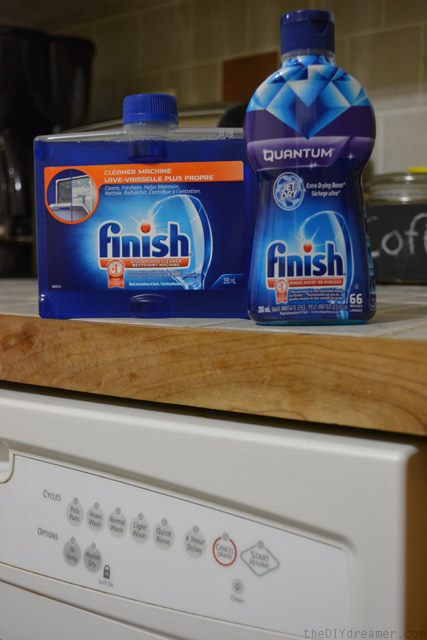 FINISH® Dishwasher Team