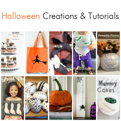 Halloween Creations and Tutorials