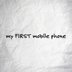 My-First-Mobile-Phone