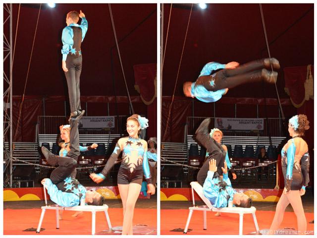 Shrine Circus Entertainment