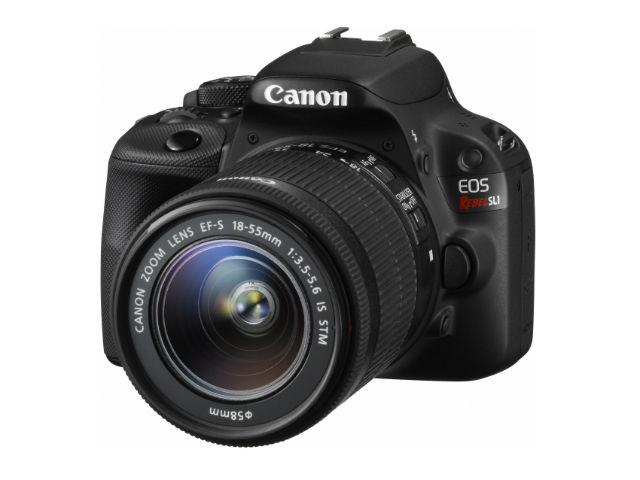 Canon EOS Rebel SL1 - #RebelSL1