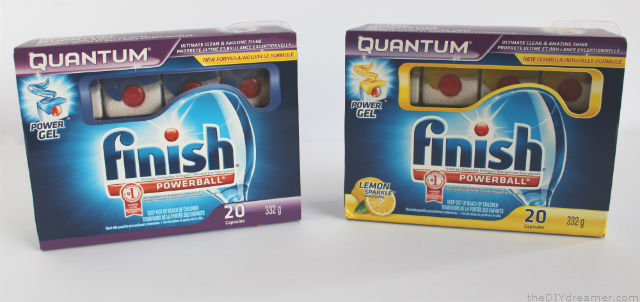 Finish® Quantum #FinishYourKitchen