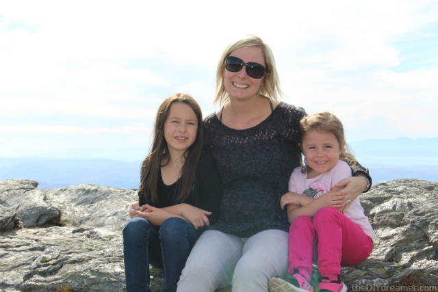 Girls and I Mount Mansfield
