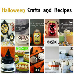 Halloween Crafts and Recipes