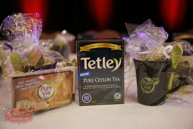 Tetley - Pure Via