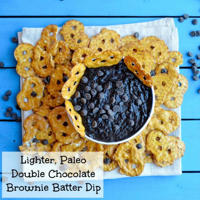 Brownie Batter Dessert Dip - DELICIOUS