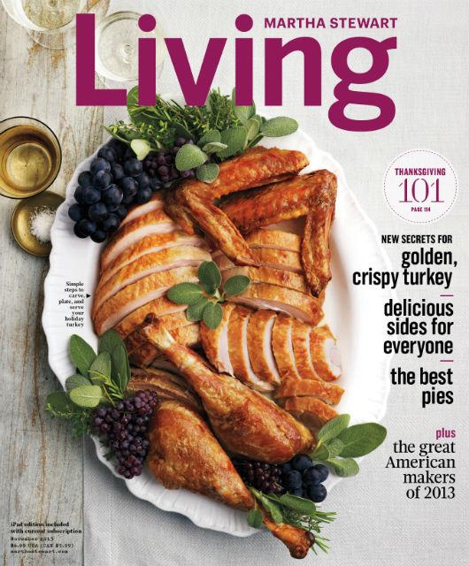 Martha Stewart Living - November 2013