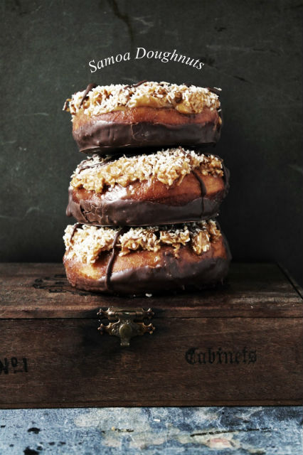 Samoa Doughnuts