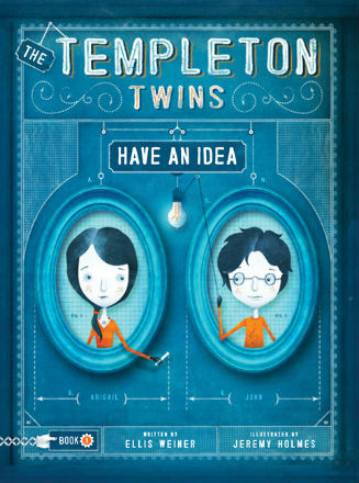 The Templeton Twins Have an Idea - Book 1