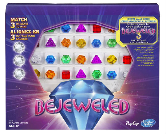 BEJEWELED from Hasbro Canada