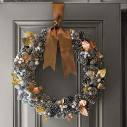 Handmade Wreaths - Elegant and Simple