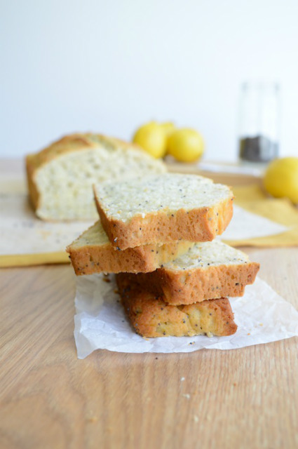 Lemon Poppy Seed Load Recipe