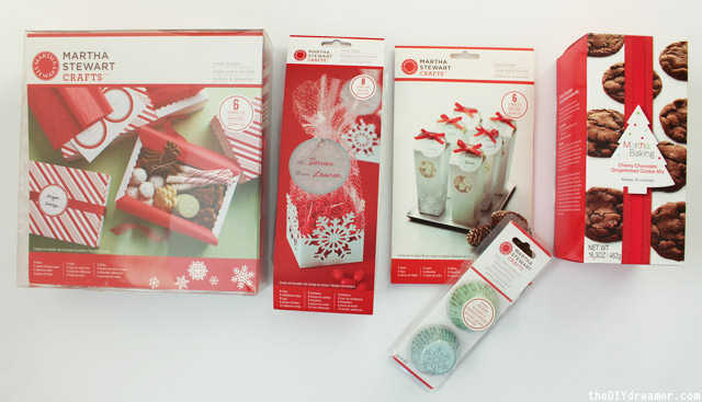 Martha Stewart Crafts - Martha Baking - #12MonthsofMartha December Supplies