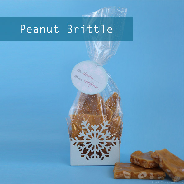 Peanut Brittle Recipe – Delicious Christmas Treat