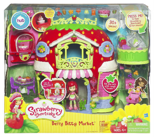 Strawberry Shortcake - Berry Bitty Market