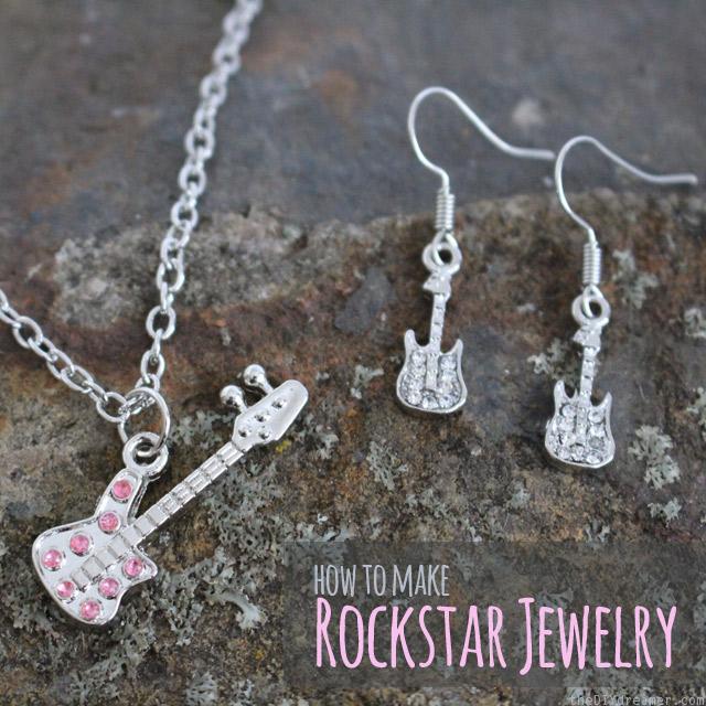 How to make Rockstar Jewelry