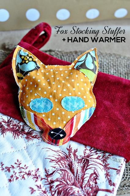DIY Stocking Stuffers - Hand Warmers