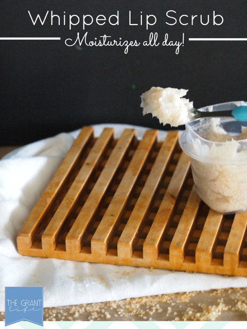 Lip Scrub Recipe