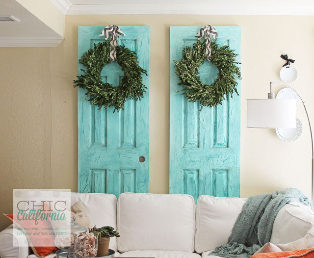 How to make New Doors look like Old Doors - DIY Projects