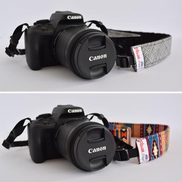 PhatStraps - Custom Camera Straps - Canon Canada