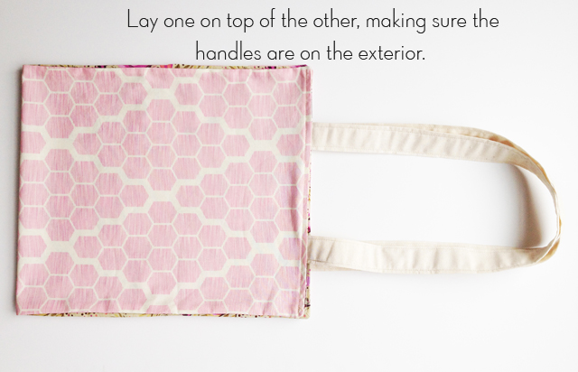 How to Sew a Handle onto a Tote