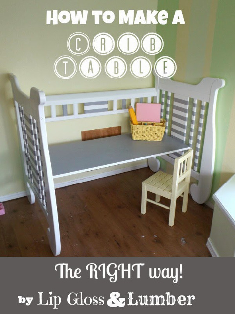 How to build a crib table