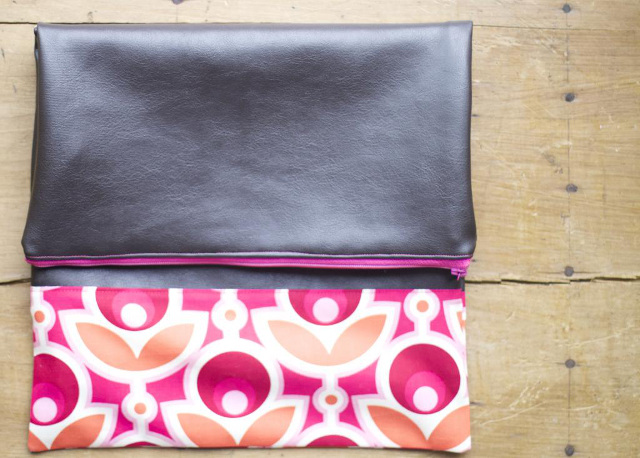 Stylish DIY Clutch Tutorial