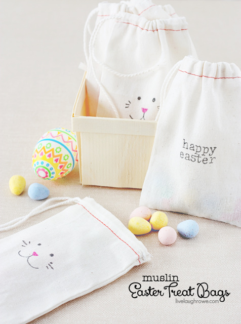 Adorable Easter Treat Bag