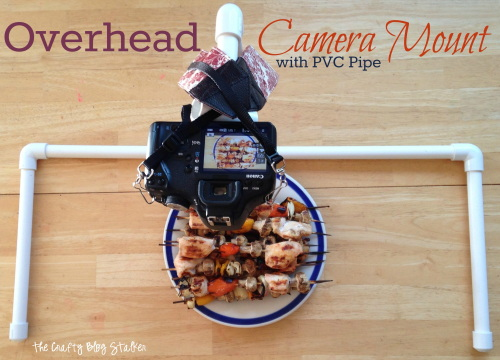 DIY Overhead Camera Mount - Camera Stand