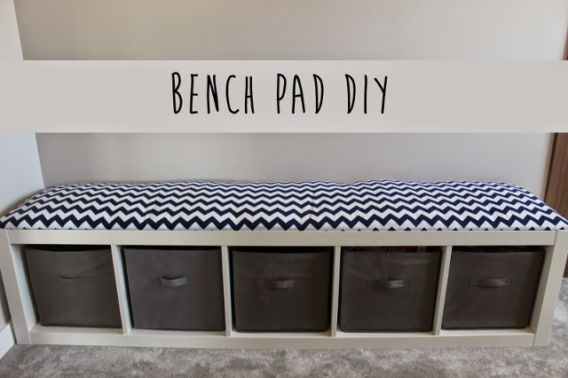 Bench Pad DIY
