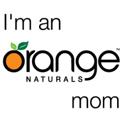 Orange Naturals Mom
