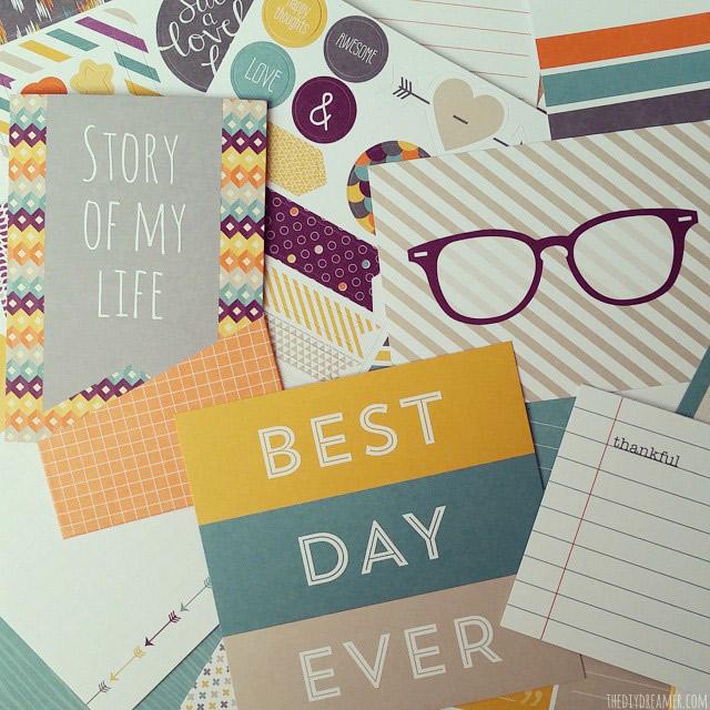 Stampin Up Project Life - Best Day Ever