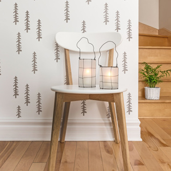 Scandinavian Style Wall Stencils – StenCilit