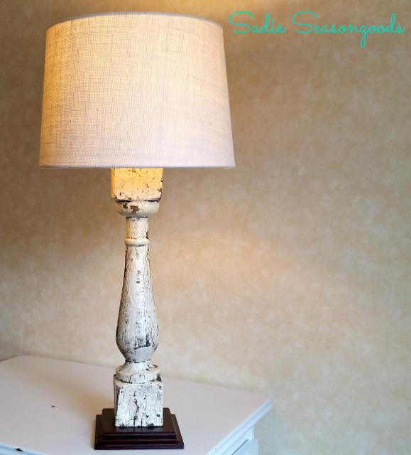 Bedside Baluster Lamps