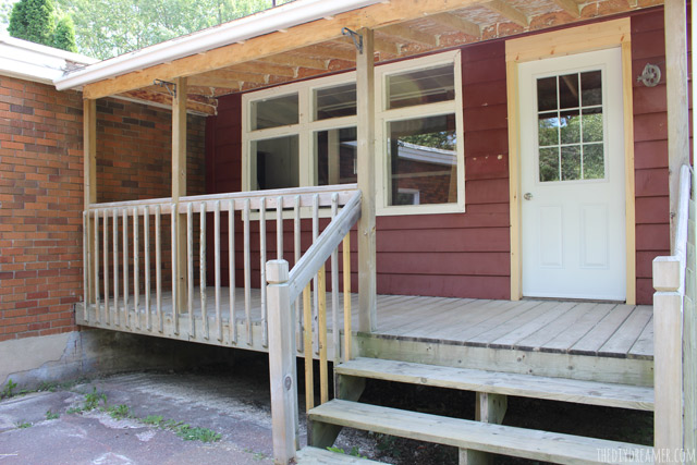 Painting Preparation: How to paint a porch