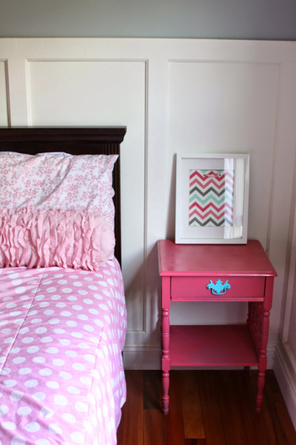 Watermelon Nightstand