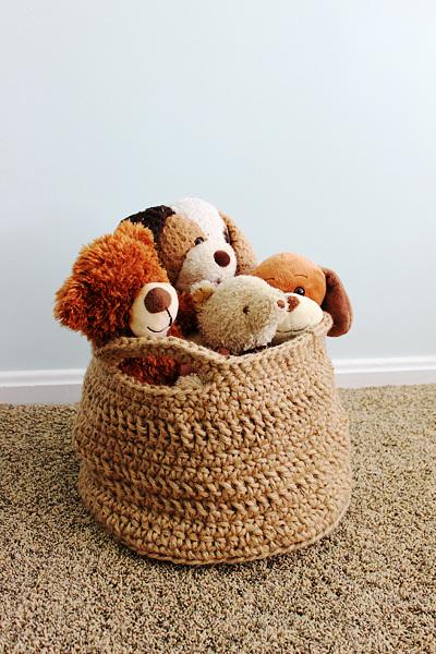 Cording Basket Pattern