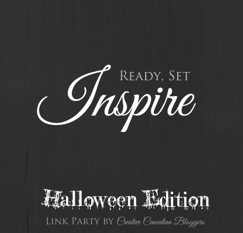 Ready, Set, Inspire - Halloween Edition - Link Party